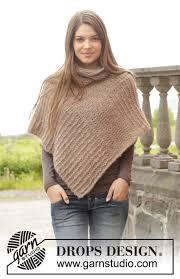 drops design poncho peru drops 156 48 free knitting patterns by drops design