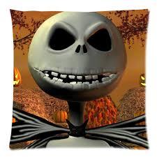 taie d oreiller pour canapé coussin décoratif couverture skellington throw taie d