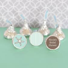 labels for wedding favors hershey s kisses bridal shower stickers set of 108 candy cake