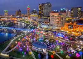 get in the holiday spirit with these columbus favorites