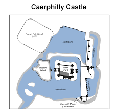 Beaumaris Castle Floor Plan by Caerphilly Castle South Wales Castles Forts And Battles