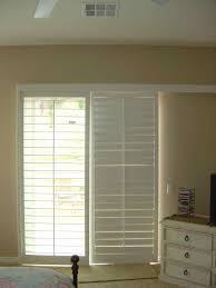 plantation sliding door window treatments pictures shutters for