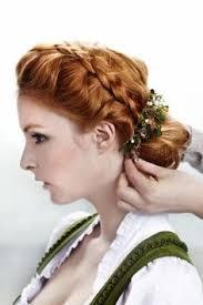 Frisuren Selber Machen You by Fesche Frisuren Für Die Wiesn Die Schönsten Oktoberfest Looks Für