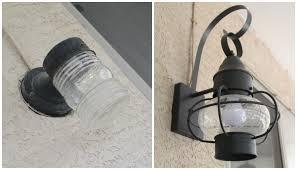 Owl Patio Lights by Patio Lighting U0026 Ceiling Fan Makeover Lowescreator