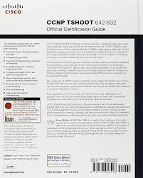 buy ccnp tshoot 642 832 official certification guide book online