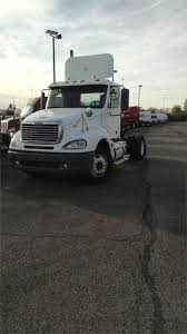 freightliner day cab single axle cars for sale