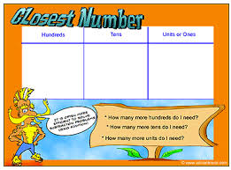 printable math games on place value place value game numeration game teaches number strategy place value