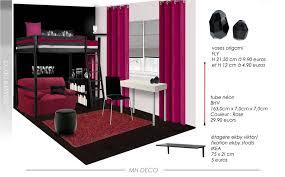 accessoire chambre fille accessoire chambre ado finest beautiful rideau rideau occultant x h