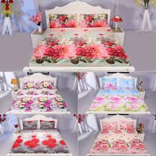 floral range 5 digitally printed bedsheets by signature bed