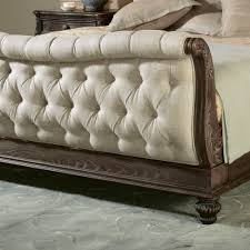 Jessica Mcclintock Bedroom Sets For Girls American Drew Jessica Mcclintock Boutique Sleigh Bed In Baroque