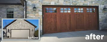 Cost Of Overhead Garage Door by Wood Garage Door Archives Deluxe Door Systems
