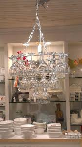 Unique Wine Glasses by Best 25 Wine Glass Chandelier Ideas Only On Pinterest Glass