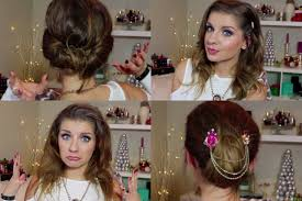 2nd day hair easy hairstyles how to curl hair with a flat iron