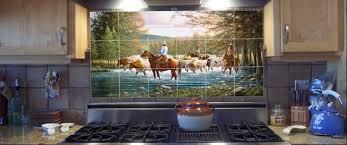 mural tiles for kitchen backsplash handmade backsplash tiles comtemporary 17 kitchen backsplash tile