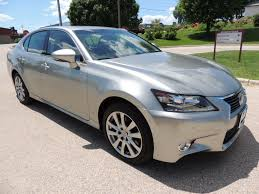 lexus gs 350 used 2015 used 2015 lexus gs 350 for sale madison wi