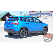 jeep chief jeep compass altitude upper door body line accent vinyl graphics