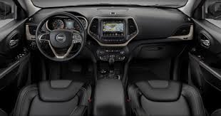 jeep cherokee sport interior 2017 2019 jeep cherokee changes and news 2018 2019 jeep lineup