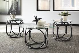 signature design by ashley end table coffee table brown coffee table black side table ashley signature