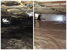 crawl space repair and waterproofing phoenixville pa