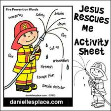 bible themes jesus rescues