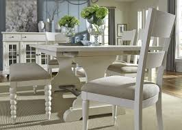 trestle dining room tables solids and mindy veneers trestle dining table in linen finish