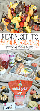 ready set it s thanksgiving easy ways to give thanks brie