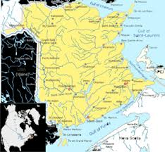 bodies of water list list of bodies of water of new brunswick