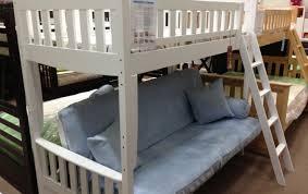 Metal Bunk Bed With Desk Underneath Futon Queen Size Bunk Bed With Desk Twin Over Full Bunk Bed
