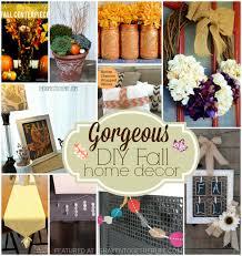 gorgeous diy fall home decor 10 inspiring tutorials