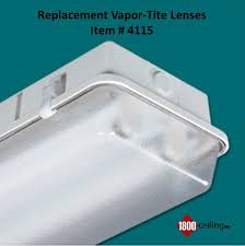 Vapor Tight Fluorescent Light Fixture Vaportite Lens Vapor Tight Light Fixture