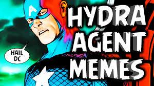 Hail Hydra Meme - funny captain america hail hydra memes youtube
