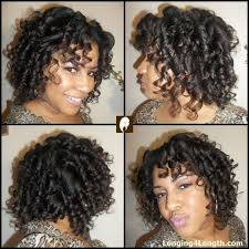 roller set relaxed hair hairstyles for black hair without heat i ve become a straight