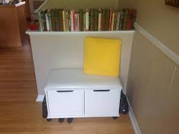 Small Storage Bench Bookshelve And White Entryway Storage Bench Entry With Benches