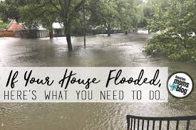 things you need for house if your house flooded here s what you need to do