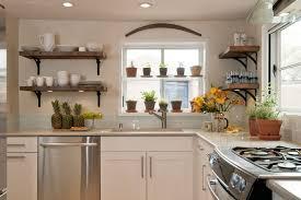 Kitchen Cabinet Shelf Brackets by Kitchen Shelf Brackets Contemporary With White Shaker Cabinets