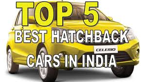 Hutch Back Cars Top 5 Best Hatchback Cars In India 2017 Youtube