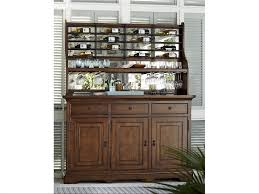 universal furniture dogwood paula deen home credenza with wine