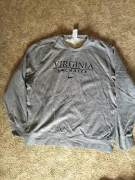 nike virginia sweatshirt lacrosse apparel sidelineswap