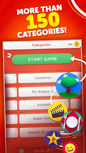 stop categories word game on the app store
