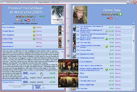 free software to manage movies and music