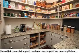 rangement dans la cuisine walk in et rangement efficaces pour la cuisine
