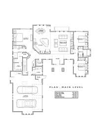 Bi Level House Plans With Attached Garage Craftsman Style House Plan 3 Beds 3 50 Baths 2360 Sq Ft Plan 892 13