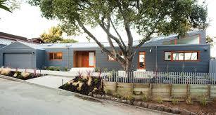 California Ranch House Zeitgeist Design Mid Century Ranch House In San Francisco Bay