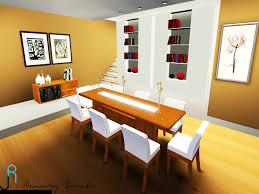 dining room ideas for sims 3 decorin