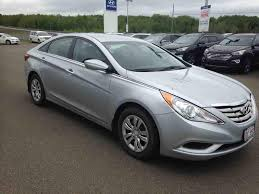 used 2012 hyundai sonata gl in grand falls used inventory