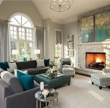 Breathtaking Rustic Chic Living Rooms That You Must See Houzz - Interior design of a home