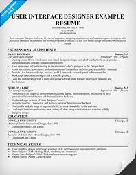Sample Resume For Java Developer by Opulent Ideas Ui Developer Resume 14 Exciting Free Sample Java