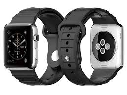 spigen rugged apple watch band adds rugged aesthetics to your