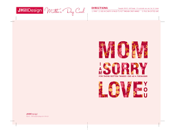 mothers day card a new mrs free printable mother u0027s day cards