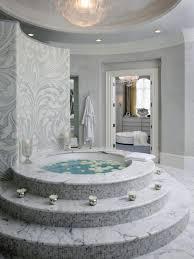 bathroom tub ideas bathroom rounded drop in bathroom tubs with three levels white